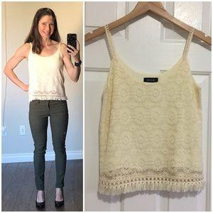 🌺 Atid Zue crochet crop top